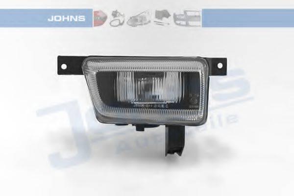 JOHNS 550830 Противотуманная фара