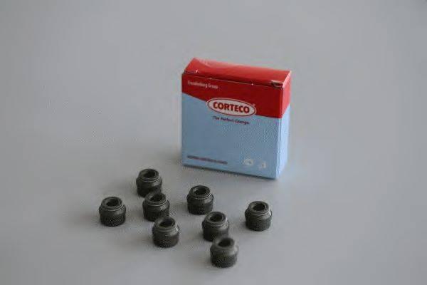 CORTECO 19018249 Комплект прокладок, стержень клапана