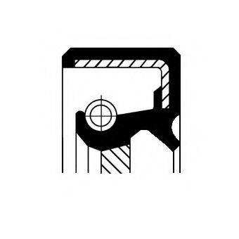 CORTECO 19016545B Уплотняющее кольцо, коленчатый вал