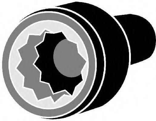 CORTECO 49362956 Комплект болтов головки цилидра