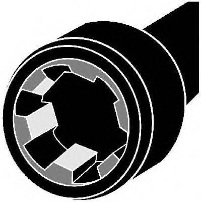 CORTECO 016221B Комплект болтов головки цилидра