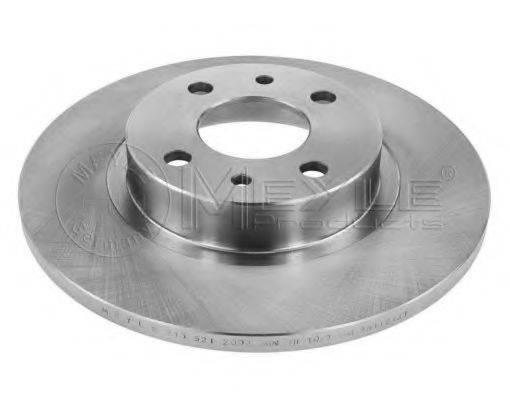 MEYLE 2155212002 Тормозной диск