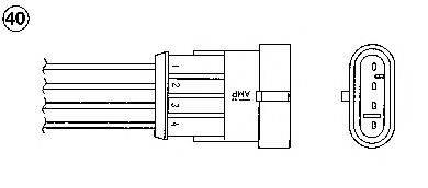 NGK 0213 Лямбда-зонд