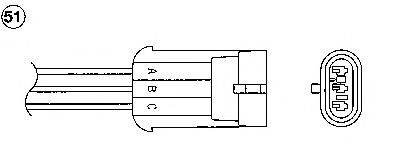 NGK 1928 Лямбда-зонд