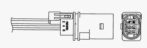 NGK 91916 Лямбда-зонд