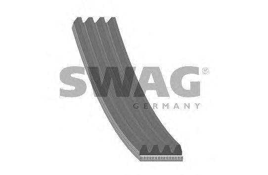 SWAG 20928784 Поликлиновой ремень