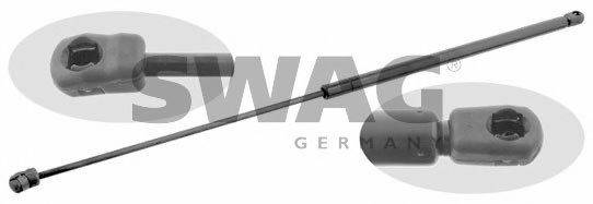 SWAG 30927693 Газовая пружина, капот