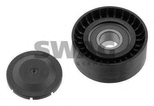 SWAG 30930923 Паразитный / ведущий ролик, поликлиновой ремень