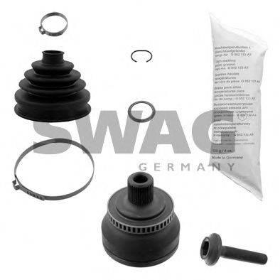 SWAG 30933226 Шарнирный комплект, приводной вал