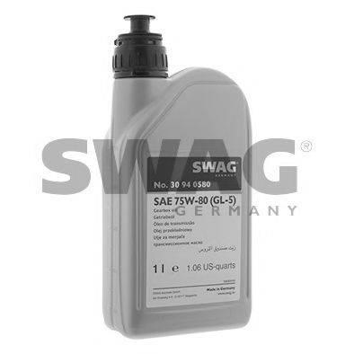 SWAG 30940580 Трансмиссионное масло; Масло ступенчатой коробки передач
