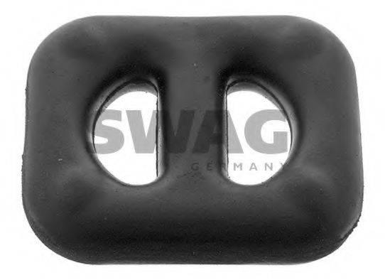 SWAG 40690003 Кронштейн, система выпуска ОГ