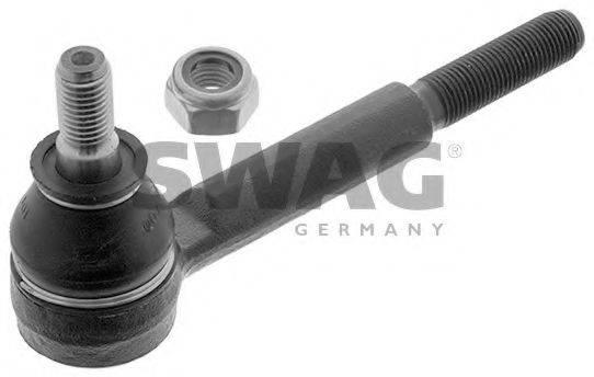 SWAG 40710018 Наконечник поперечной рулевой тяги