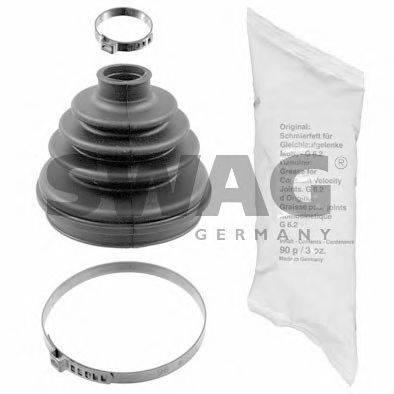 SWAG 40830001 Комплект пылника, приводной вал