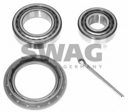 SWAG 40850002 Комплект подшипника ступицы колеса