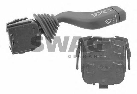 SWAG 40901456 Переключатель стеклоочистителя; Выключатель на колонке рулевого управления