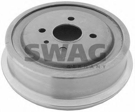 SWAG 40902807 Тормозной барабан