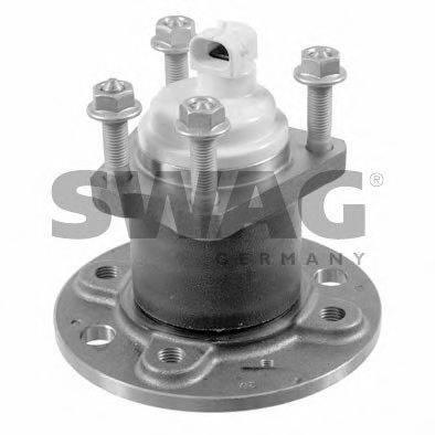 SWAG 40902843 Комплект подшипника ступицы колеса