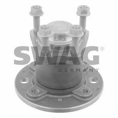 SWAG 40902895 Комплект подшипника ступицы колеса
