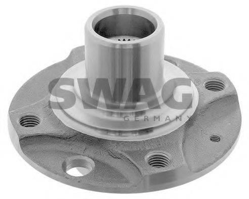 SWAG 40903104 Ступица колеса