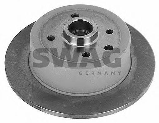 SWAG 40904525 Тормозной диск