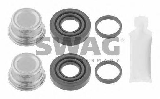 SWAG 40912337 Комплект направляющей гильзы