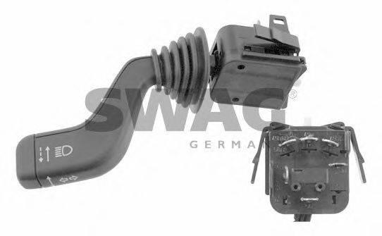 SWAG 40917380 Переключатель указателей поворота; Выключатель на колонке рулевого управления