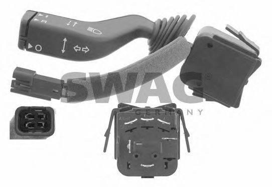 SWAG 40927940 Переключатель указателей поворота; Выключатель на колонке рулевого управления