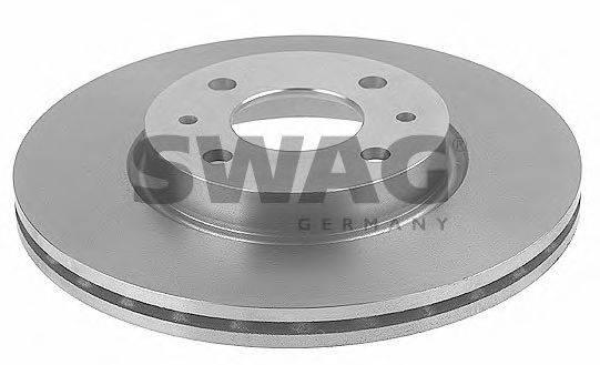 SWAG 70910617 Тормозной диск