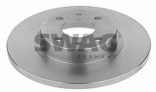 SWAG 70910618 Тормозной диск