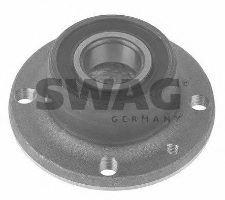 SWAG 70912116 Комплект подшипника ступицы колеса