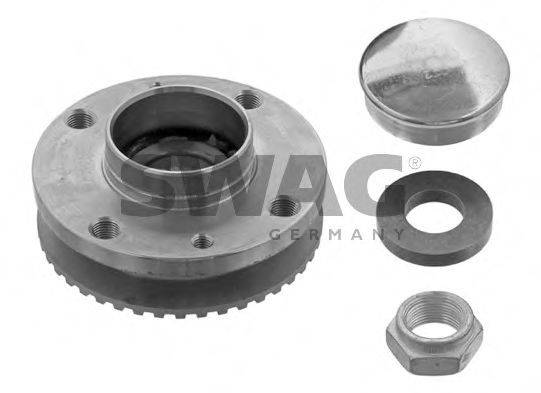 SWAG 70912117 Комплект подшипника ступицы колеса