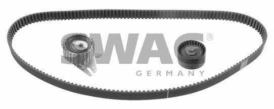 SWAG 70930792 Комплект ремня ГРМ