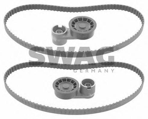 SWAG 74020013 Комплект ремня ГРМ