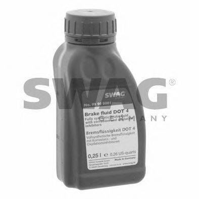 SWAG 99900001 Тормозная жидкость; Тормозная жидкость