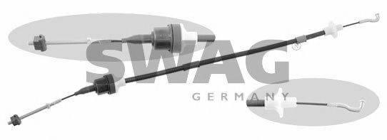 SWAG 99904197 Трос, управление сцеплением