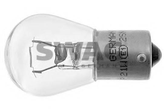 SWAG 99906882 Лампа накаливания, фонарь указателя поворота; Лампа накаливания, фонарь сигнала торможения