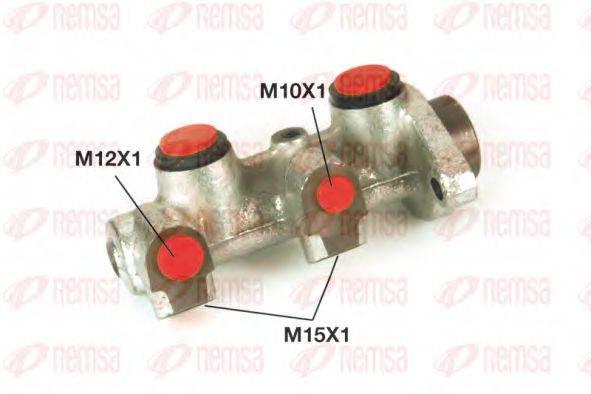 REMSA C102021 Главный тормозной цилиндр