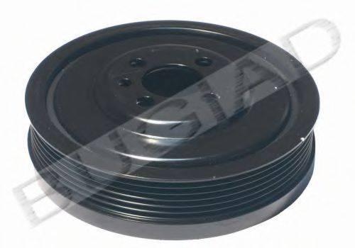 BUGIAD BSP20717 Ременный шкив, коленчатый вал