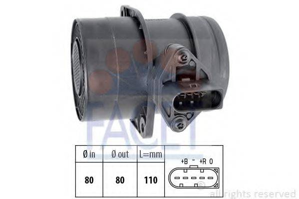 FACET 101191 Расходомер воздуха