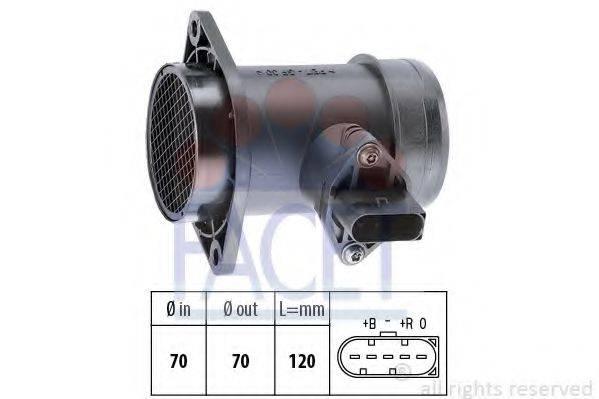 FACET 101192 Расходомер воздуха