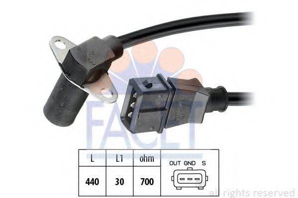 FACET 90032 Датчик импульсов; Датчик импульсов, маховик