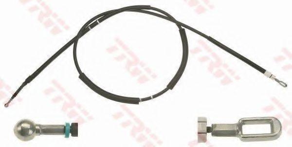TRW GCH3010 Трос, стояночная тормозная система