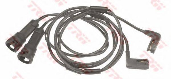 TRW GIC129 Сигнализатор, износ тормозных колодок