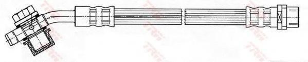 TRW PHD543 Тормозной шланг