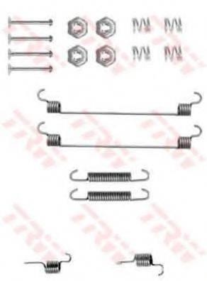 TRW SFK313 Комплектующие, тормозная колодка