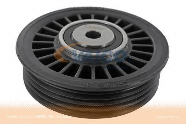 VAICO V100898 Паразитный / ведущий ролик, поликлиновой ремень