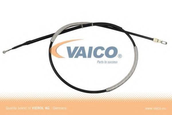 VAICO V1030107 Трос, стояночная тормозная система
