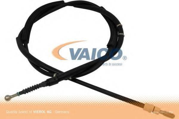 VAICO V1030108 Трос, стояночная тормозная система