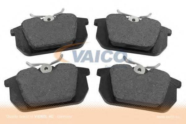 VAICO V240074 Комплект тормозных колодок, дисковый тормоз