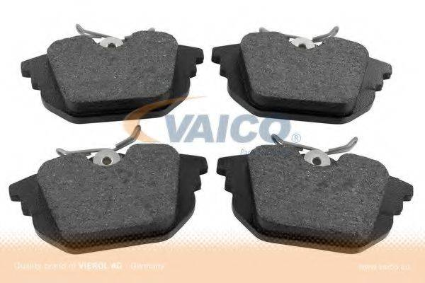 VAICO V240075 Комплект тормозных колодок, дисковый тормоз